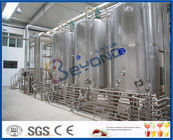 CE Aseptic Pouch long shelf life Milk Processing Plant , Uht Processing Equipment