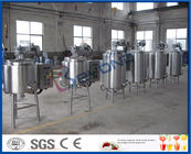 ISO 200L 300L Stainless Steel Tanks For Chocolate Melting With Lifting Hugs