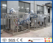 Yoghurt Pasteurizer Milk Pasteurization Equipment With SUS304 / SUS316 Material
