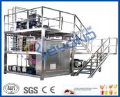 Coffee Processing Dairy Plant Machinery Automatic Mechanical Vapor Compression Evaporator