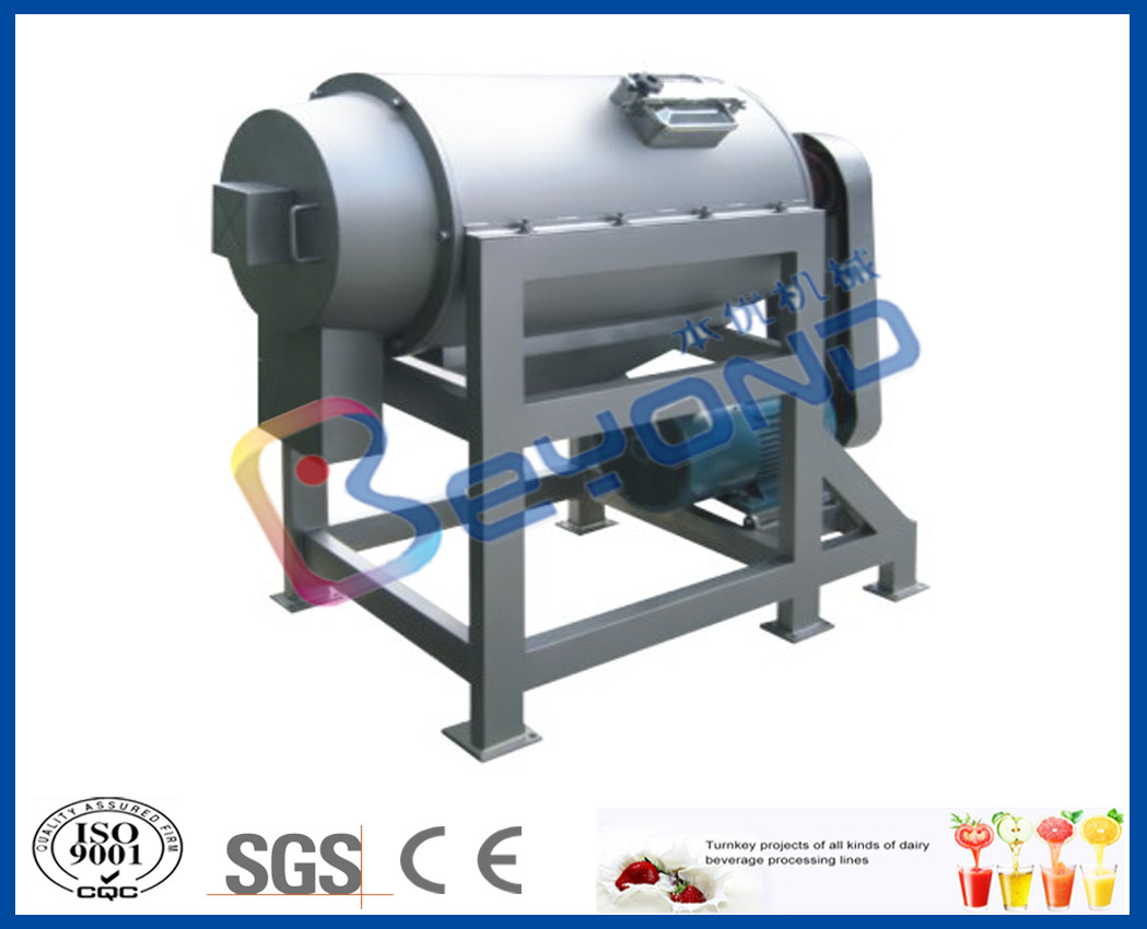 Fruit Grinder Fruit Processing Equipment , Electric Apple Fruit Crusher Machine